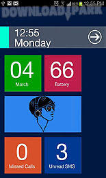 go locker apk blue theme go locker android app free in apk