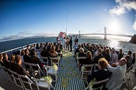 wedding venues in san francisco wedding venues san francisco bay yacht charters commodore