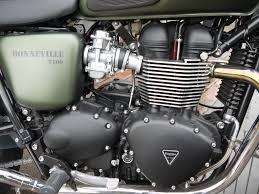 triumph triumph bonneville 865cc steve mcqueen t100 motorbike