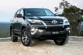 Price And Spec Confirmed For by Toyota Fortuner 2017 Pricing And Spec Confirmed Car News Carsguide