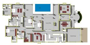 double storey floor plans my house plans free printable ideas double storey floor plan