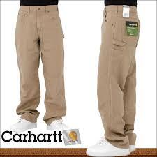 Comfortable Work Pants Playerz Rakuten Global Market Carhartt Carhartt Loose Fit