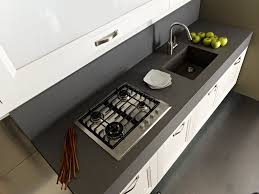 cucine piani cottura top cucina grigio idee di design per la casa gayy us