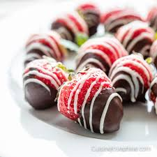 Easy Chocolate Covered Strawberries I Chocolate Covered Strawberries Cuisine Josephine