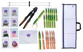 components included in diy spreader bar kit