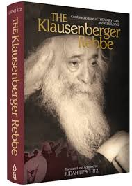 the rebbe book the klausenberger rebbe combined edition books