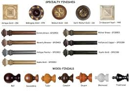 Traverse Curtain Rods With Cord Wood Traverse Rod With Rings