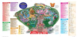 printable map disneyland paris park a special trick or treat experience just for you at walt disney