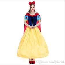 Snow White Halloween Costume Adults Snow Queen Dress Snow Queen Dress Sale