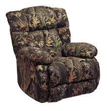 Lazy Boy Recliner Amazon Com Catnapper Loredo Mossy Oak Camouflage Chaise Rocker
