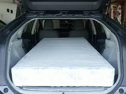 mattress in prius priuschat