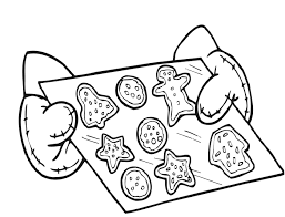pictures cookie coloring pages 33 free coloring book