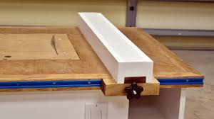 portable track saw table make a table saw fence for homemade table saw youtube