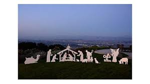 top 10 best size outdoor nativity sets 2017 heavy