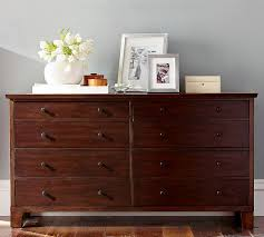 Bedroom Dresser Valencia Wide Dresser Pottery Barn