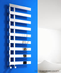 Modern Bathroom Radiators Bathroom Florina Vertical Designer Electric Towel Rails For