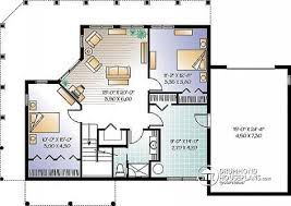 2 master suite house plans house plan w3930 v1 detail from drummondhouseplans com