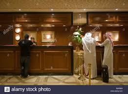 Front Desk Reception The Front Desk Reception Of Cairo Marriott Hotel Omar Khayyam