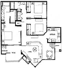 3 bedroom floor plan luxury condo floor plans at meridian condoresorts scottsdale