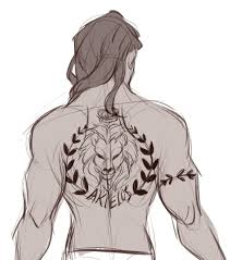 hey so i really adore the back tattoo you gave yeah
