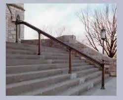 Handrail Height Code California Define Monumental Stair The Building Code Forum