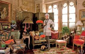 antique home interior iris apfel s new york home interior design