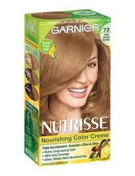 garnier nutrisse 93 light golden blonde reviews garnier nutrisse nourishing color creme permanent haircolor kit 73