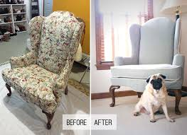 Reupholster Chair Jenny N Design Diy Reupholster A Wingback Chair