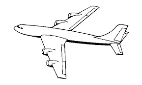 paper airplane coloring page airplanes coloring pages airplane coloring pages co paper airplanes