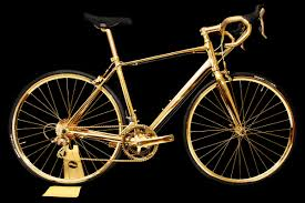 bugatti gold and diamond 24k gold racing bike costs rolls royce wraith money autoevolution