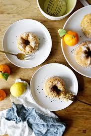 gluten free citrus ricotta mini cakes for virtual baby shower