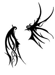 tribal wings 01 by cybill on deviantart