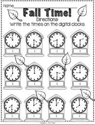 digital time worksheets worksheets