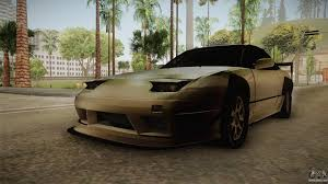nissan 240sx rocket bunny nissan 240sx rocket bunny for gta san andreas