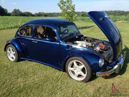 volkswagen beetle modified super beetle v 8