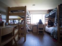 dorm bathroom ideas what u0027s in a dorm room housing university of san francisco