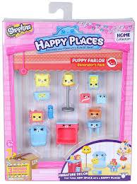 Happy Home Designer Department Store by Amazon Com Happy Places Shopkins Decorator Pack Puppy Parlour