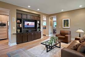 Painted Living Rooms Home Design Ideas - Paint color choices for living rooms