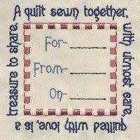 quilt label 4x4 craft ideas pinterest quilt labels 4x4 and