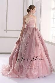 princesse robe de mariã e robe de mariée princesse couleur poudré mariage
