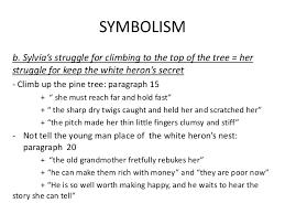 tree symbolism a white heron symbolism