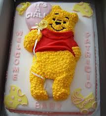 winnie the pooh baby shower cake photo winnie the pooh baby image