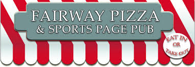 fairway pizza and sports page pub company events