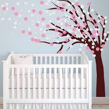 chambre bébé arbre stickers chambre bebe arbre chaios com