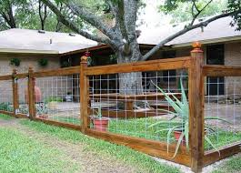 Garden Fence Types - innovative ideas yard fencing ideas exquisite 101 fence designs