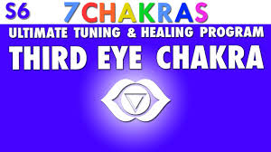 third eye chakra ultimate tuning and healing program ajna
