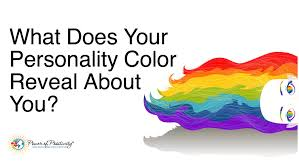 color personality test what does your personality color reveal about you