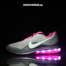 light shoes for women nike light up shoes black