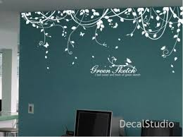 living room wall stickers vinyl sticker wall decal for bedroom living room decalstudio on
