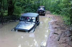 water jeep jeep wrangler stuck in water photo 70623107 jeep wrangler